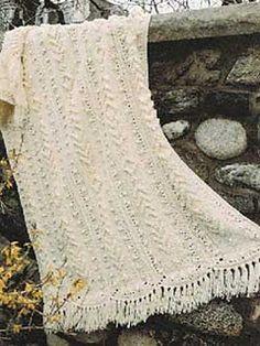 Free Pattern- worsted weight yarn, J hook