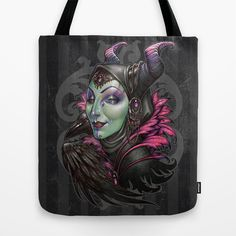 """""""It's hard to be green!"""" Tote Bag by Medusa Dollmaker - $22.00"""