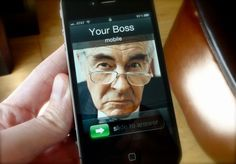iPhone tip: A sneakier way to send incoming calls to voice mail ...