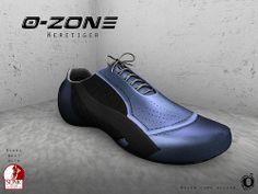 O-zone - Weretiger for MEN's SLink foot - Blue | Flickr - Photo Sharing!