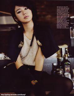 YOON EUN HYE. Stylish Korean actress. yoon eun, korean star, eun hye