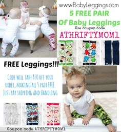 FREE Baby Leggings a