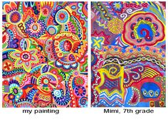 middle school art lessons | Art in the classroom, Part 1 « Art & Consciousness