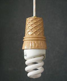 Ice cream light!