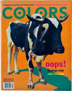 Colors Magazine - Ecology