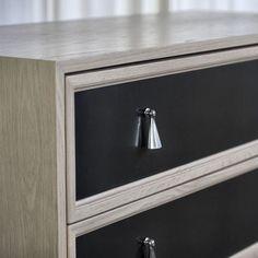 Dresser drawer face detail