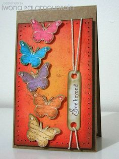 See beyond by Chupa - Cards and Paper Crafts at Splitcoaststampers