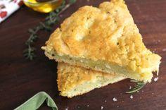 focaccia bread recipe, grain free, paleo herb, coconut milk, herb focaccia, bread recipes, eat, paleo breads, coconut flour