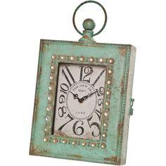 Easel Table Clock