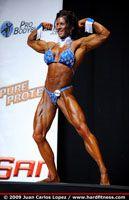 Hard Fitness Online Magazine Issue #55 - 2009 NPC USAs :Angela Salvagno