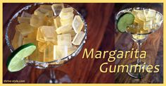 Margarita Gummies -