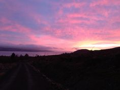 Sunset- Dunoon Scotland #home