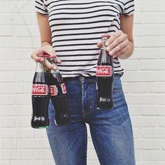 a coca cola look