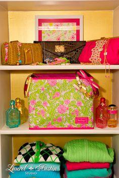 a Lilly Closet