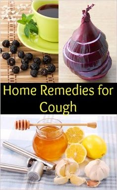 Home Remedies for Cough | Cute Health