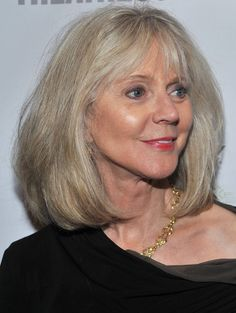Blythe Danner. Great haircut.