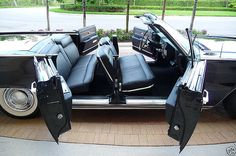 64 Lincoln Continental   64 Lincoln Continental Convertible -  ride in style :)