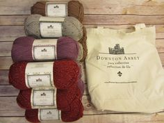 Downton Abbey Yarn C