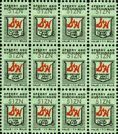 Remember S Green stamps?