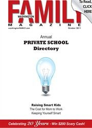 "Check out our ""Annual Private School Directory"" for October 2011!"
