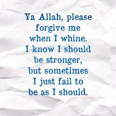 ya allah forgive me quotes - photo #6
