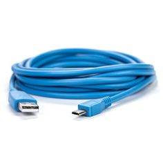 10' High-Speed USB 2.0 Charging Cable for Samsung & Micro-USB Devices - Assorted Colors at 70% Savings off Retail!