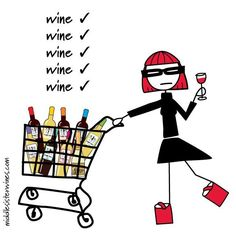 My Wine Shopping List!