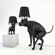 Good Boy, Good Puppy Lamps