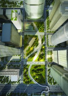 urban design - what were taught in school,.. Ask me to design your backyard one more time...