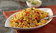 Mazola Recipe - Cilantro Lime Rice