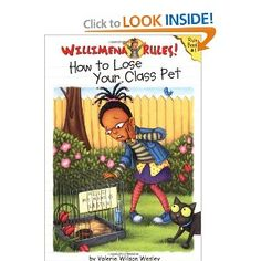 Willimena Rules!: How to Lose Your Class Pet - Book #1 (Willimena Rules! (PB)) (No. 1)