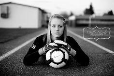 Senior Soccer Picture Ideas | cool soccer | Senior Portrait Ideas