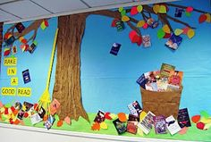 Add book covers for all the new books that came in near the end of the school year or over the summer.