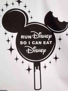 Run Disney - Mickey Ice Cream. Umm, @loree g HOW true is this??? Okay, when are we going back?