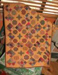 Fat Quarters Quilt Shop For all our quilting & fabric needs : Cheri Payne Primitive Quilt Pattern, Flower Patch