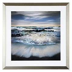 Cast in soothing hues with an emphasis on the play of light against water, All I Have adorns your walls with stunning landscape imagery.