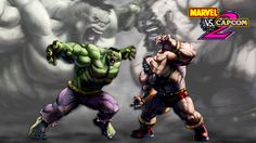 Hulk vs Zangief