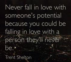 Trent Shelton. Yes.