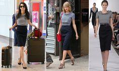 Amal Clooney y Taylor Swift, dos bellezas y un mismo #estilo