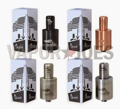 Vapor Joes - Daily Vaping Deals: FOUR FLAVORS OF THE TUGBOAT RDA - $12.99 + FS