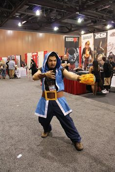 Clash of Clans - Wizard #cosplay #phxcc More
