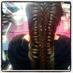wedding styles, hair hairdesign, braids, hairdesign design, hairstyl