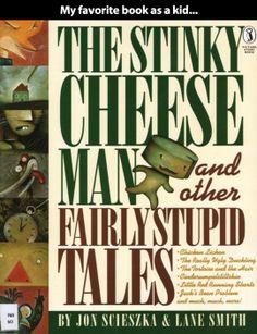 Favorite book as a kid…