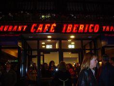 Café Iberico for tapas.