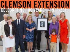 Hall of Fame: Mr. Barrett Lawrimore #ClemsonExt100