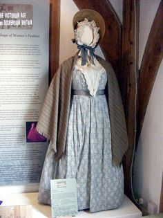 Miss Matty's dress from the movie 'Cranford'