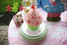 cupcake party, cupcake birthday, unexpect journey, kid birthdays, cupcak parti, cupcake cakes, airplane party, parti idea, baker