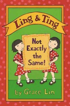 April 7, 2014. Ling and Ting are identical twins that people think are exactly the same, but time and again they prove to be different.