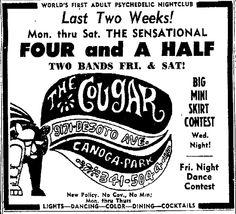 The Cougar, Canoga Park