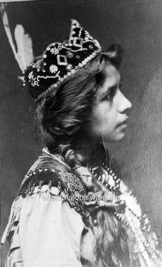 Photo pre 1910 Iroquois Indian Studio Historic